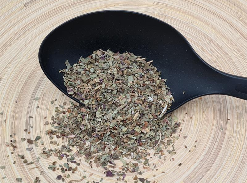 1 kg Basilikum trocken gerebelt