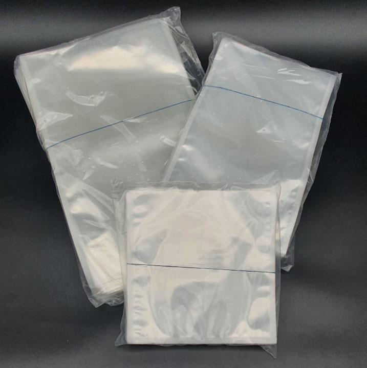 100 Einschweißbeutel 100 x 250 mm glatt 90my