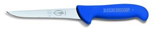 F. Dick Ausbeinmesser 13 cm blau mit gerader steifer Klinge