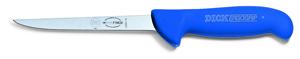F. Dick Ausbeinmesser 18 cm blau mit gerader flexibler Klinge
