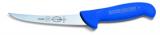F. Dick Ausbeinmesser 13 cm blau gebogen halbflex