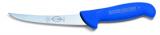F. Dick Ausbeinmesser 15 cm blau gebogen mit steifer Klinge