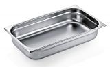 1/1 GN Behälter 100 mm tief Edelstahl Gastronomiebehälter