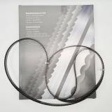 3er Set Bandsägeblätter Premium 1600 x 19 x 0,56 gehärtet